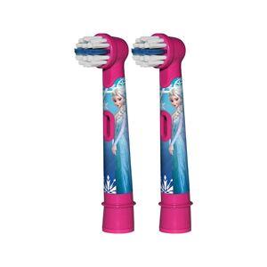 Braun Aufsteckbürste Oral-B Stages Power Frozen 2er Braun Rosa