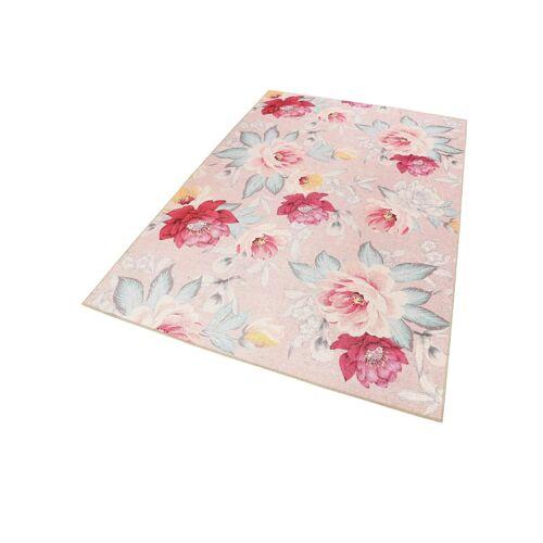 Accessorize Teppich Isla floral Accessorize rosa