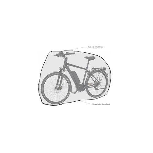Grasekamp Fahrradabdeckung Fahrrad Abdeckplane  Universal Fahrradgarage Fahrradhülle Grasekamp Weiß