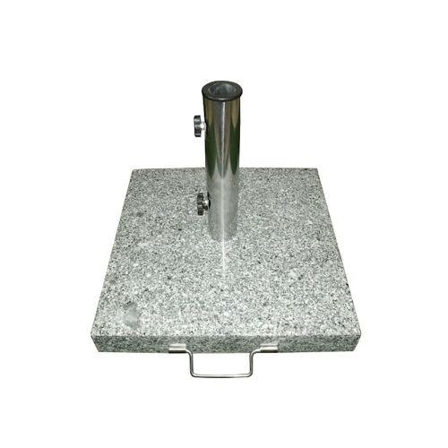 VCM Sonnenschirmständer 25kg Granit VCM Siehe Auswahl
