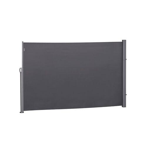 Outsunny Seitenmarkise 3 x 2 m Outsunny grau