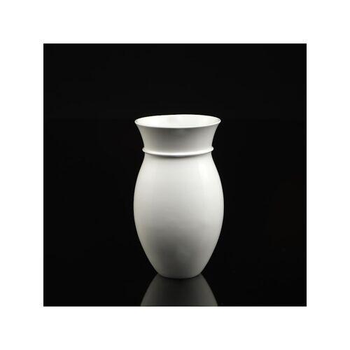 Kaiser Porzellan Vase Vera Kaiser Porzellan weiß