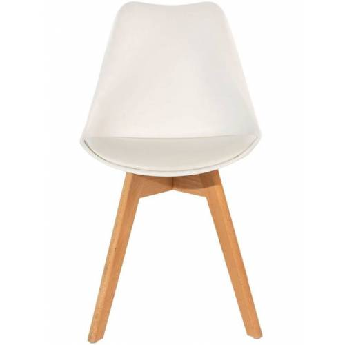 Living Stuhl Living Weiß