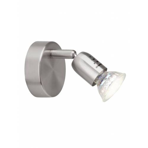 Brilliant Loona LED Wandspot eisen Brilliant eisen