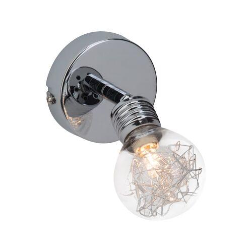Brilliant Bulb Wandspot chrom Brilliant chrom
