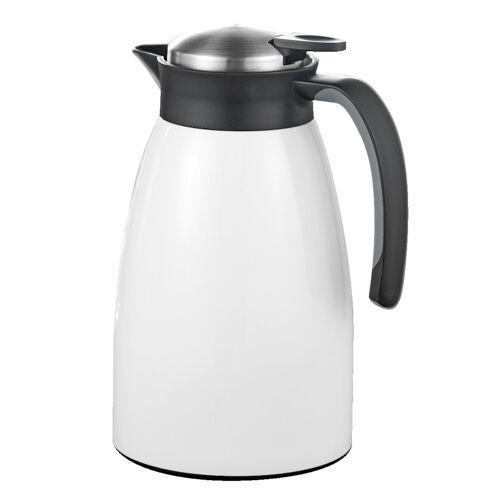 Esmeyer Isolierkanne 1,5 Liter Esmeyer Weiß