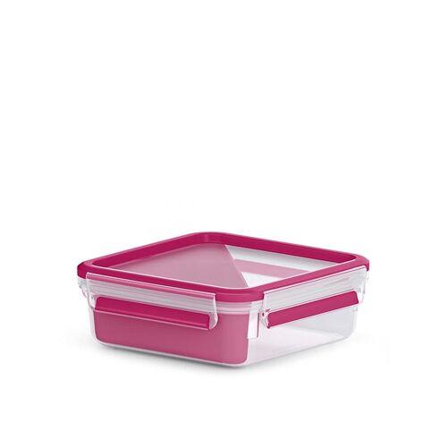 EMSA Sandwichbox mit Einsatz Clip   Go EMSA Himbeer