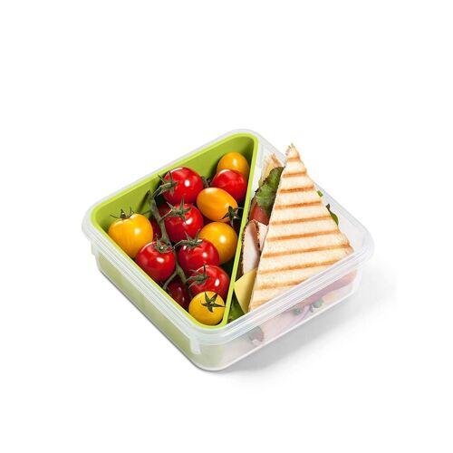 EMSA Sandwichbox mit Einsatz Clip   Go EMSA Grün