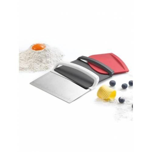 Küchenprofi Teigschaber-Set, 3-teilig Länge 13 cm Küchenprofi Bunt