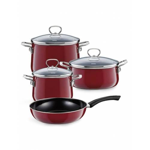 Riess Topfset Starterset 4-teilig ROSSO Riess Rosso