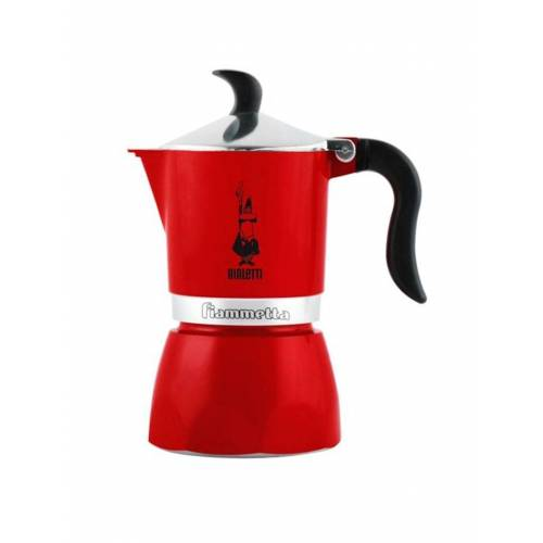 Bialetti Espressomaschine Fiammetta BIALeTTI Rot