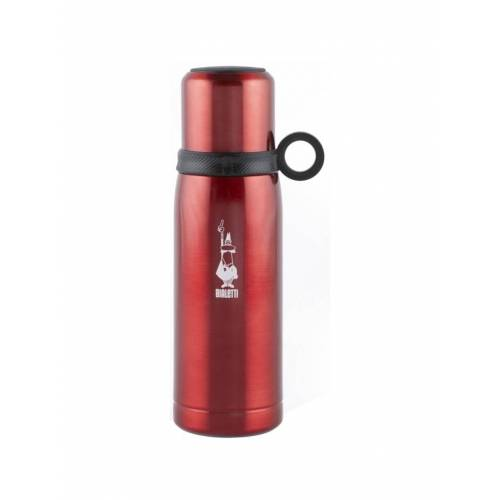 Bialetti Thermosflasche To Go Thermosflasche 500ml BIALeTTI Rot