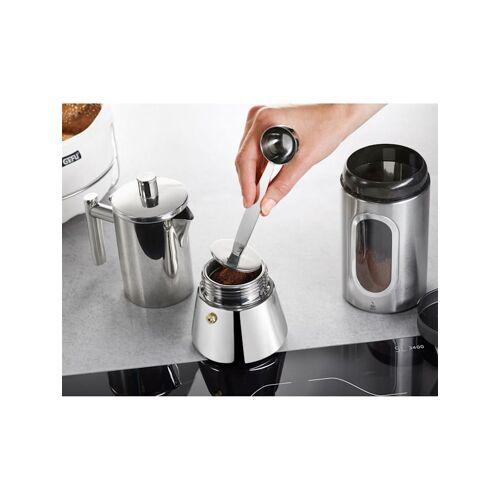 GEFU Tamper mit Kaffeemaß TAMINO GEFU Silber