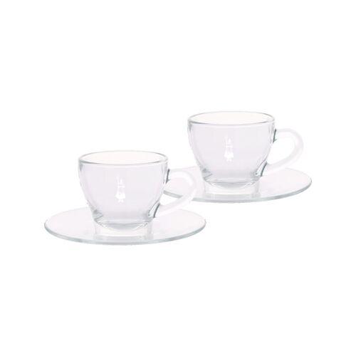 Bialetti Tasse Espressotassen-Set, 2-teilig BIALeTTI Transparent