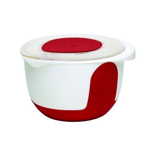 EMSA Rührtopf mit Deckel Smart Kitchen EMSA Weiß, Rot
