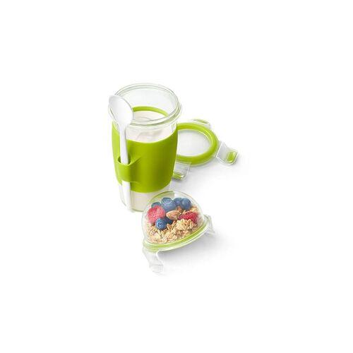 EMSA Yoghurt Mug Clip   Go EMSA Transparent, Grün