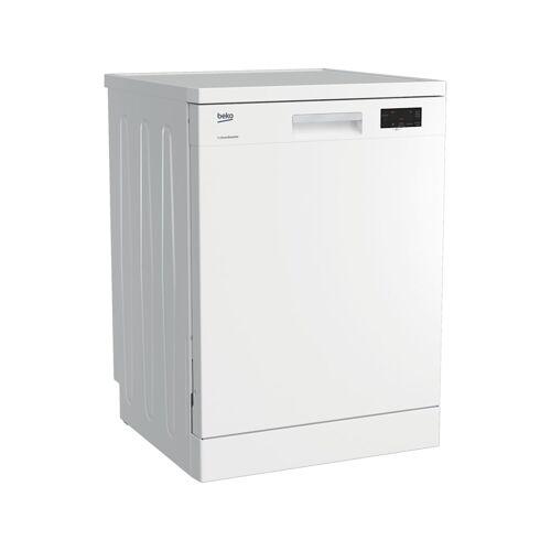 Beko Spülmaschine DFN15420W BEKO Weiß