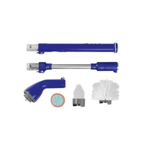 CLEANMAXX Akku-Power-Bürste Cleanmaxx blau