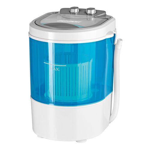 EASYmaxx Mini-Waschmaschine für 3 kg Wäsche EASYmaxx weiß/blau