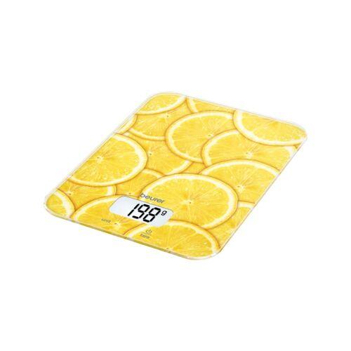 Beurer Küchenwaage Küchenwaage KS 19 Lemon Beurer Gelb