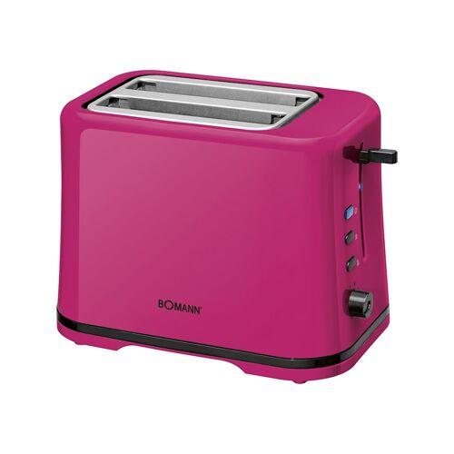 Bomann Toaster TA 1577 CB Bomann Rot