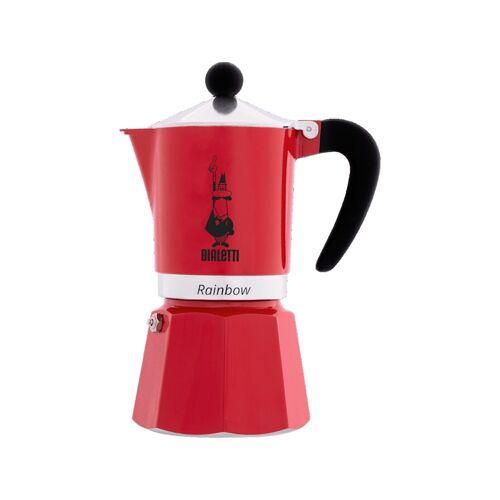 Bialetti Espressomaschine Rainbow BIALeTTI Rot