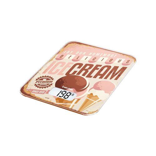 Beurer Küchenwaage Küchenwaage KS 19 Ice-cream Beurer Braun