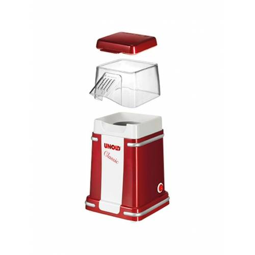 Unold Popcornmaker Popcornmaker 48525 Classic Unold Rot