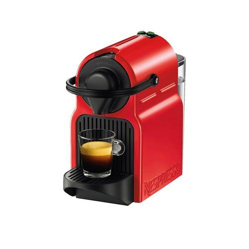 Krups Kapselmaschine Nespresso Inissia XN1005 Krups Rot