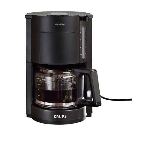 Krups Kaffeemaschine Krups schwarz