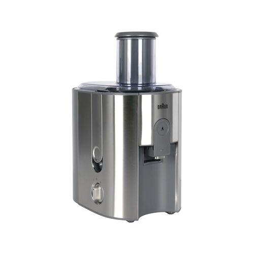 Braun Entsafter MultiQuick 7 Entsafter J 700 Braun Silber