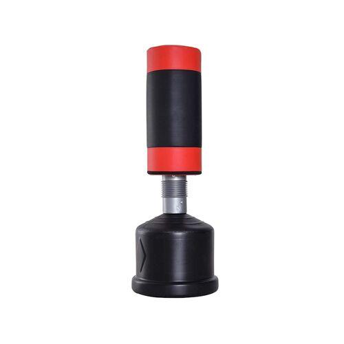 HOMCOM Standboxsack für Box Training HOMCOM schwarz, rot