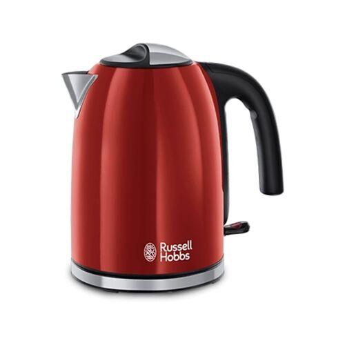Russell Hobbs Wasserkocher Wasserkocher 20412-70 Russell Hobbs Rot