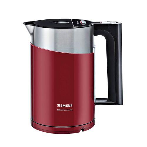 Siemens Wasserkocher TW86103P Siemens rot