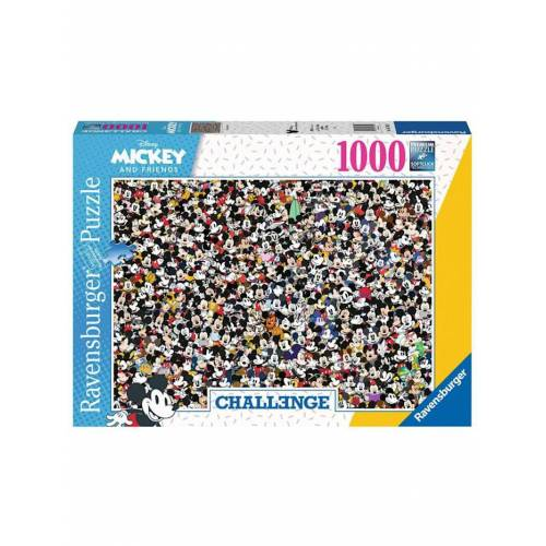 Ravensburger Puzzle Puzzle Challenge Mickey Ravensburger bunt/multi