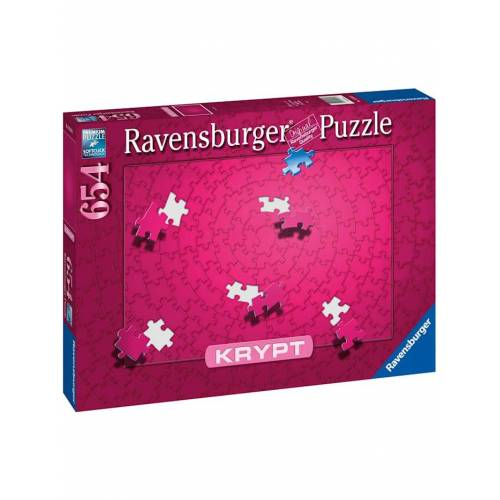 Ravensburger Puzzle Puzzle - Krypt Pink Ravensburger bunt/multi