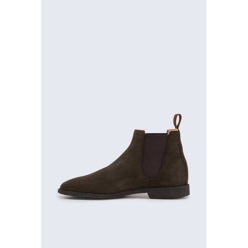 windsor. Chelsea-Boots by Ludwig Reiter in Braun
