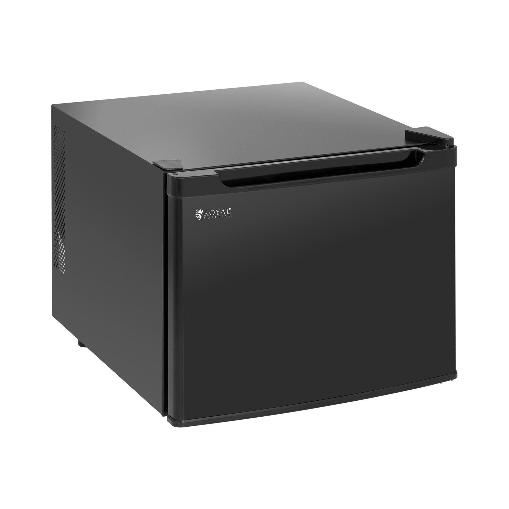 Royal Catering Minibar - 35 L - schwarz 10010993