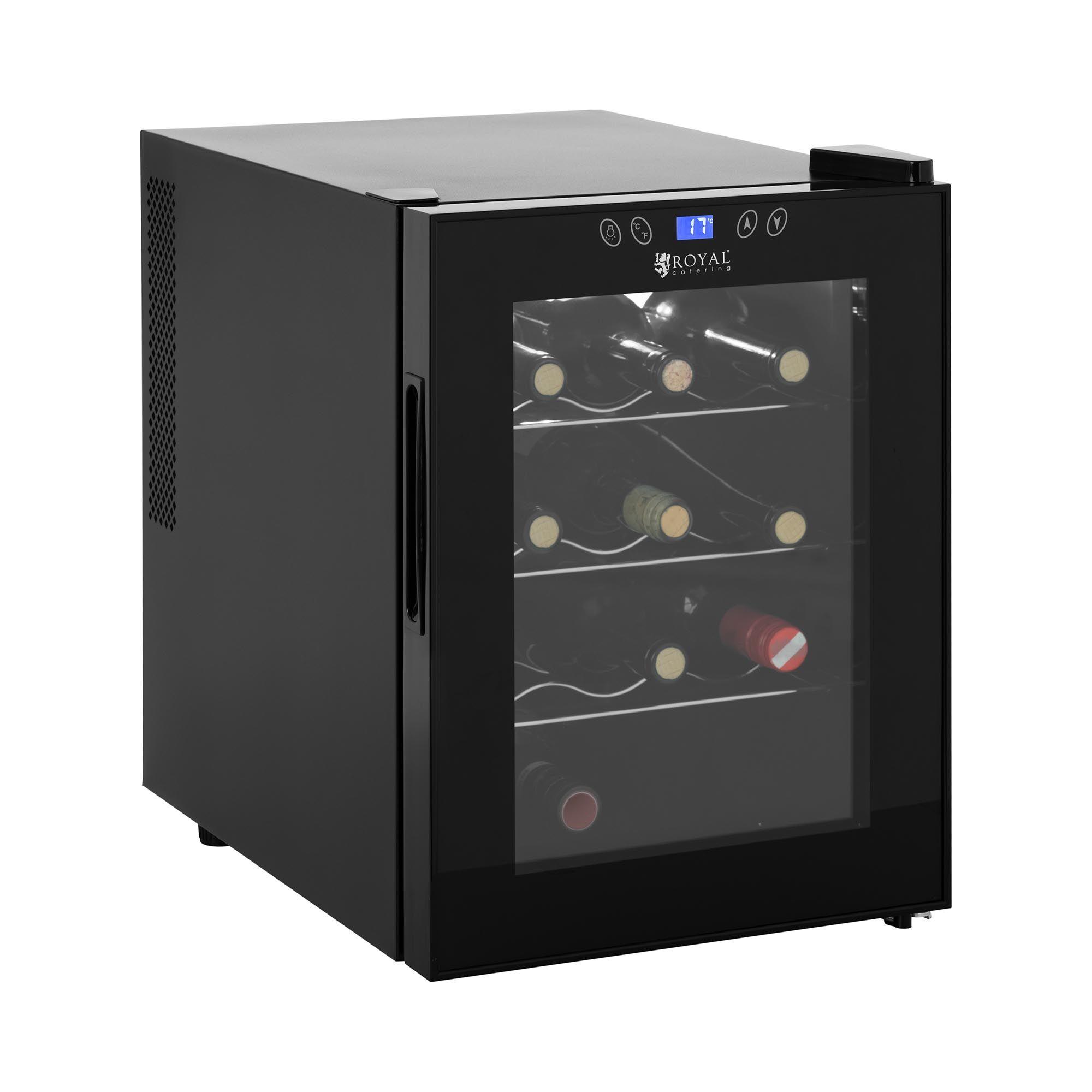 Royal Catering Weintemperierschrank - 33 L 10011549