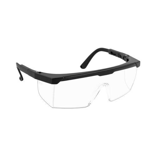 MSW Schutzbrille - 15er Set - klar - verstellbar 10061343