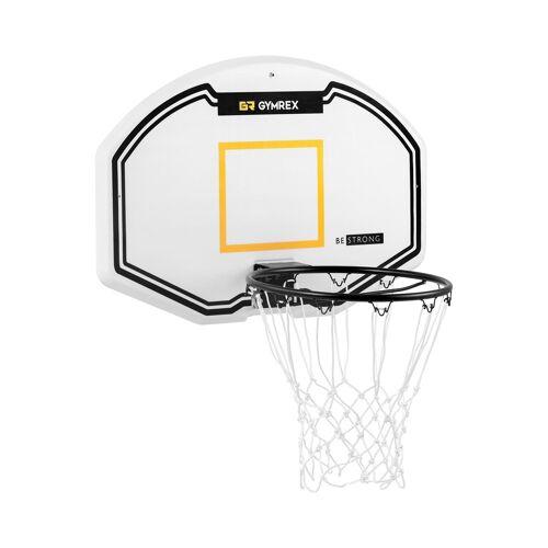 Gymrex Basketballkorb - 91 x 61 cm - Ringdurchmesser 42,5 cm 10230179