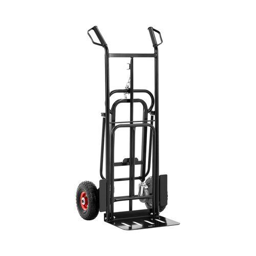 MSW Sackkarre - bis 180 kg - klappbar - Stützräder 10061355