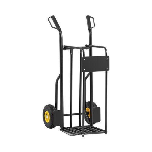 MSW Sackkarre - bis 200 kg - klappbar - Schutzrahmen 10061356