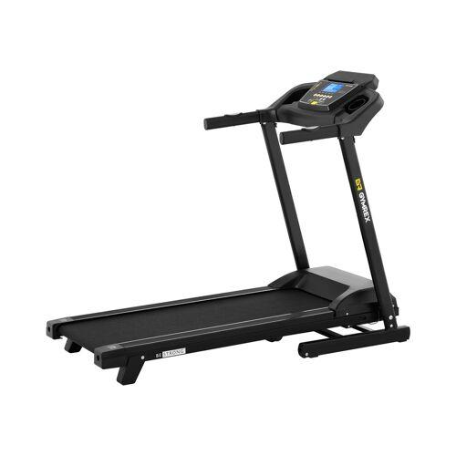 Gymrex Laufband - klappbar - 1.471 W -1 bis 12 km/h - 120 kg - 2 Steigungsstufen 10230163