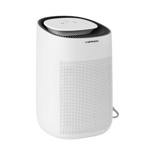 Uniprodo Luftentfeuchter - mit Luftreiniger - 750 ml/Tag - 20 m² 10250487