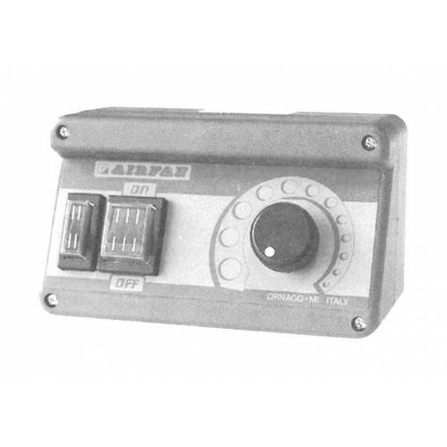 GGG Drehzahlregler - 160 x 80 x 95 mm 10173885