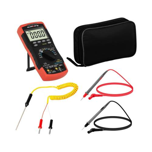 Steinberg Systems Multimeter - 6.000 Counts - hFE-Transistortest - NCV - Temperaturmessung - TrueRMS 10030397