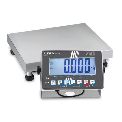 KERN Plattformwaage Max 150 kg / 50 g   300 kg /100 g
