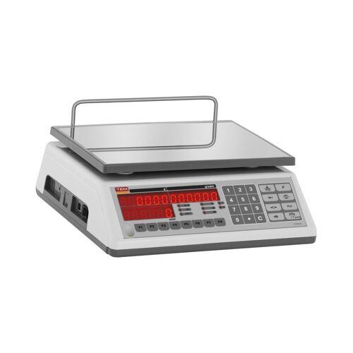TEM Zählwaage - geeicht - 3 kg / 1 g 10200035