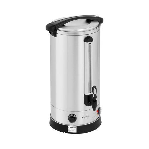 Royal Catering Wasserkocher - 23,5 L - 2.500 W - doppelwandig 10011696
